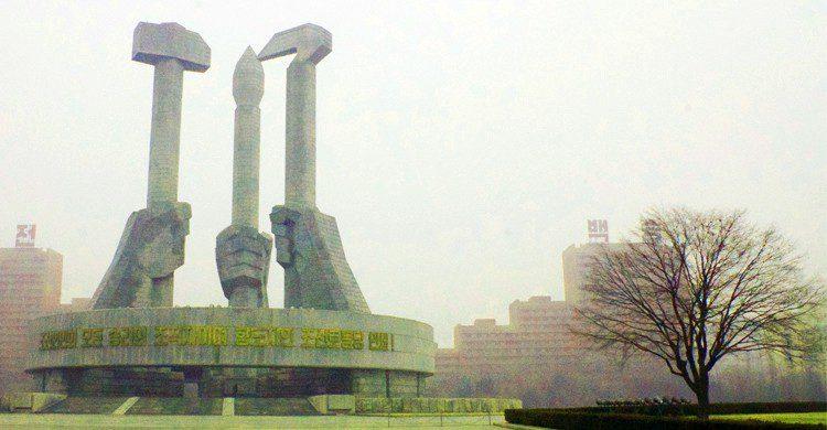 monumentos de Corea del Norte