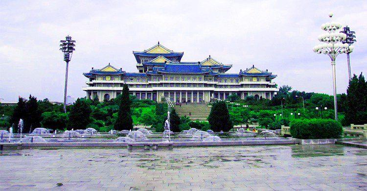 Plaza de Kim II