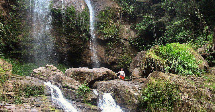 cascada cuetzalan