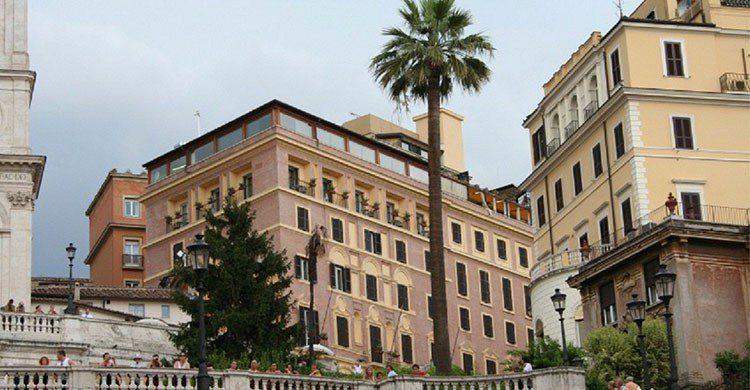 Conoce los exclusivos hoteles preferidos por las for Hoteles por reforma 222
