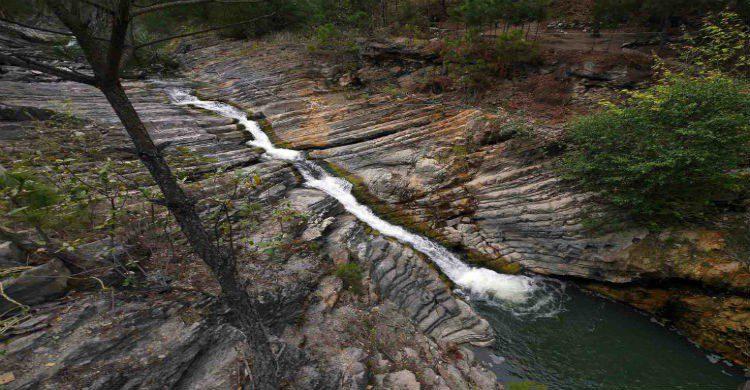 Las Cascadas de Tuliman