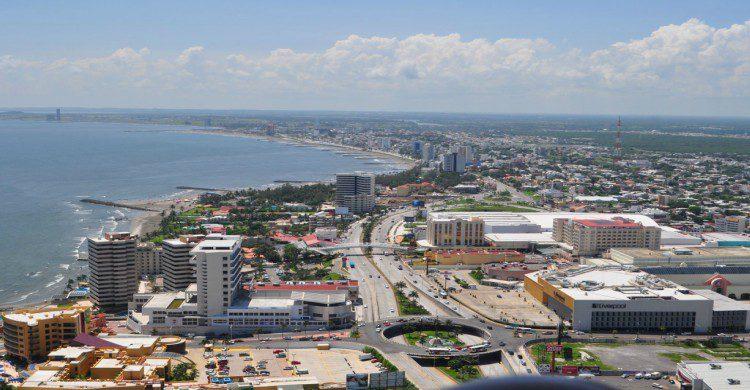 Boca del Río, Veracruz panorámica de la ciudad