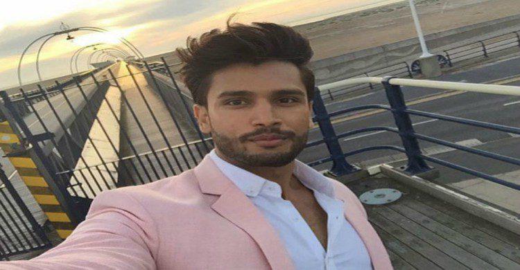 Modelo masculino de la India