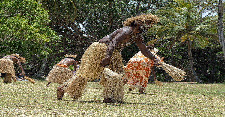 Aborígenes Papúa Nueva Guinea