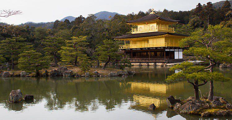Templo en Japón.