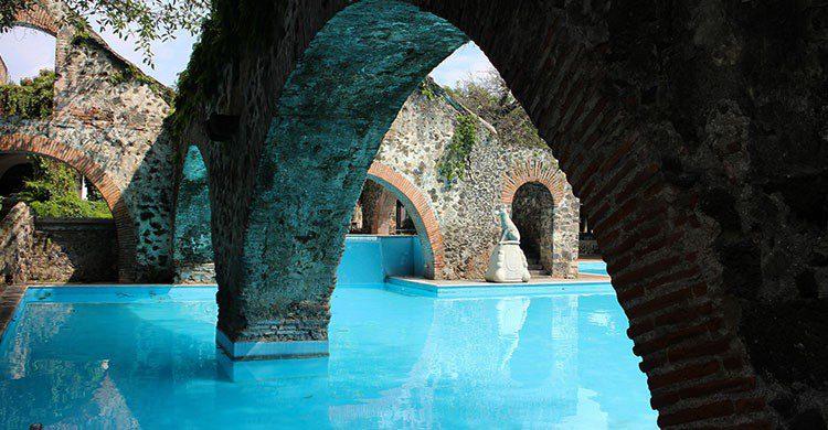 Antigua Hacienda.