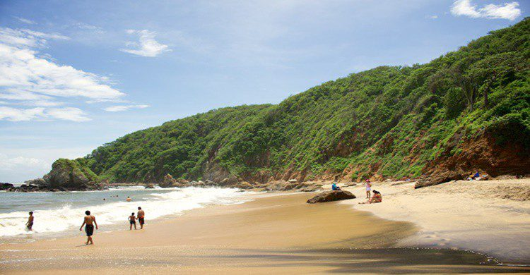 Mazunte playas de méxico