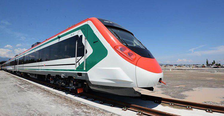 Nuevo tren de México.