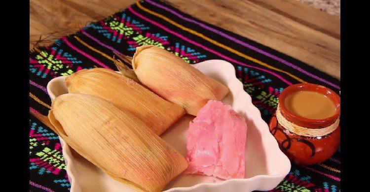 Tamales y atoles