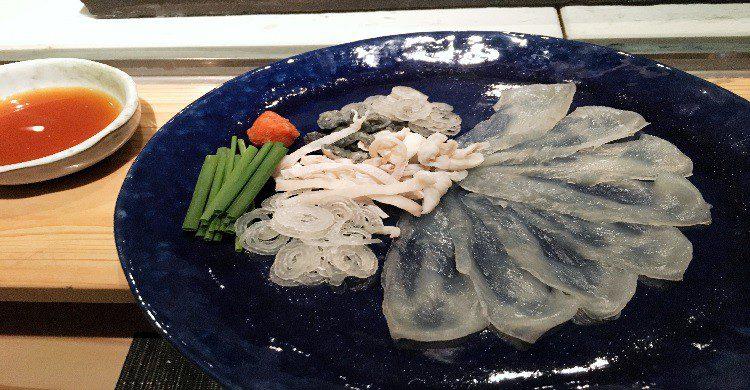 Gastronomía Japón