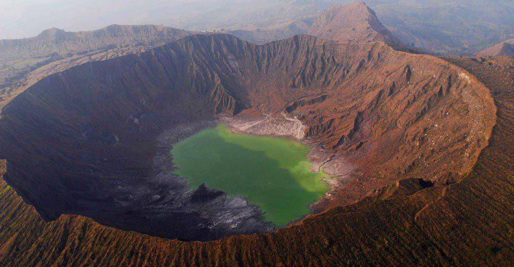Destinos volcánicos en México