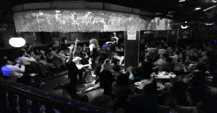 Bar Cabaret La Perla