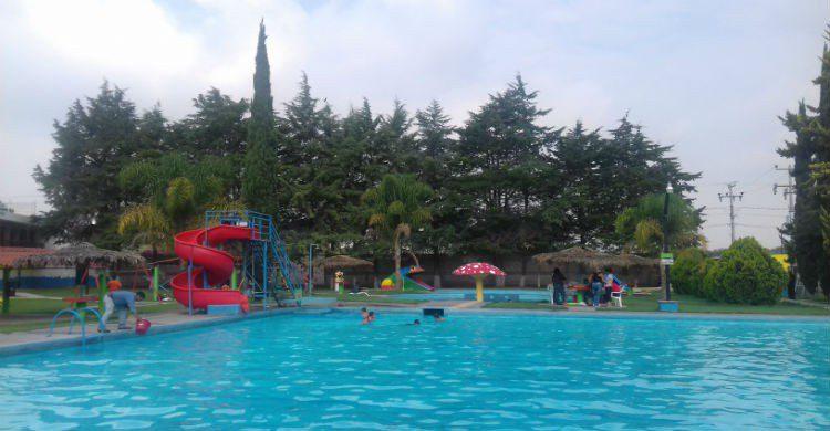 Fuente imagen: Balneario La Vega, Tequisquiapan, Querétaro
