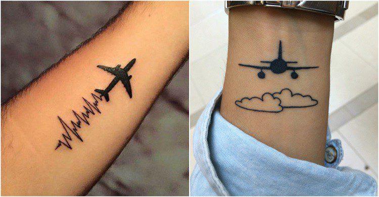 7 Tatuajes Super Cool Para Verdaderos Viajeros El Viajero Fisgon