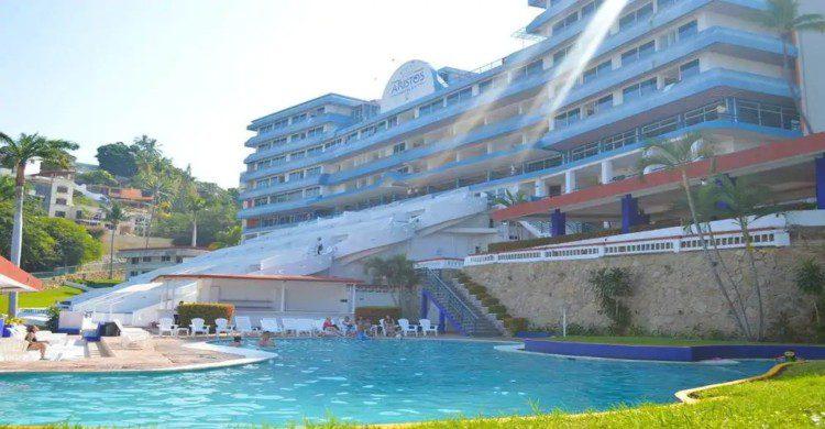 Hotel Aristos Majestic vista panorámica de día