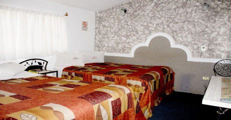 Hotel La Condesa Americana habitación doble