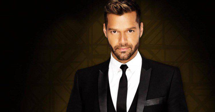 Ricky Martin, cantante puertoriqueño