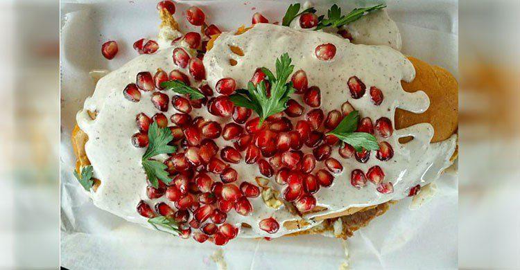 torta en nogada