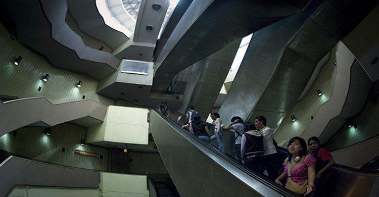 Metro Camarones