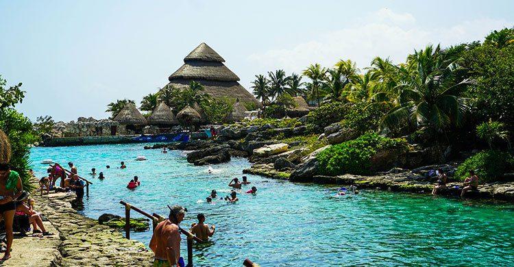 Parques fantásticos mexicanos.